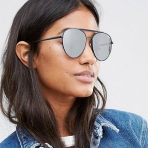 Quay Australia Lickety split aviator sunglasses!!